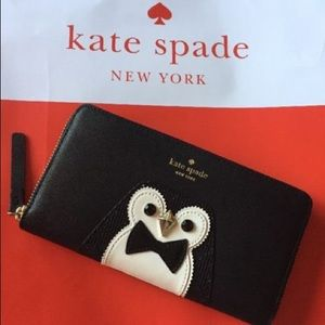 Kate Spade Penguin wallet